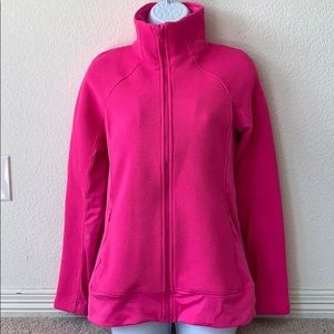 Under Armour cold gear fleece lined jacket